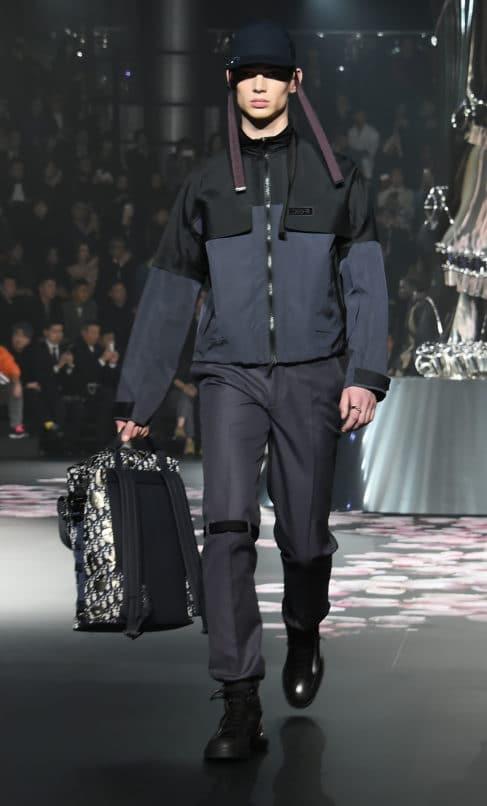 Dior Pre-Fall 2019 Men's Collection