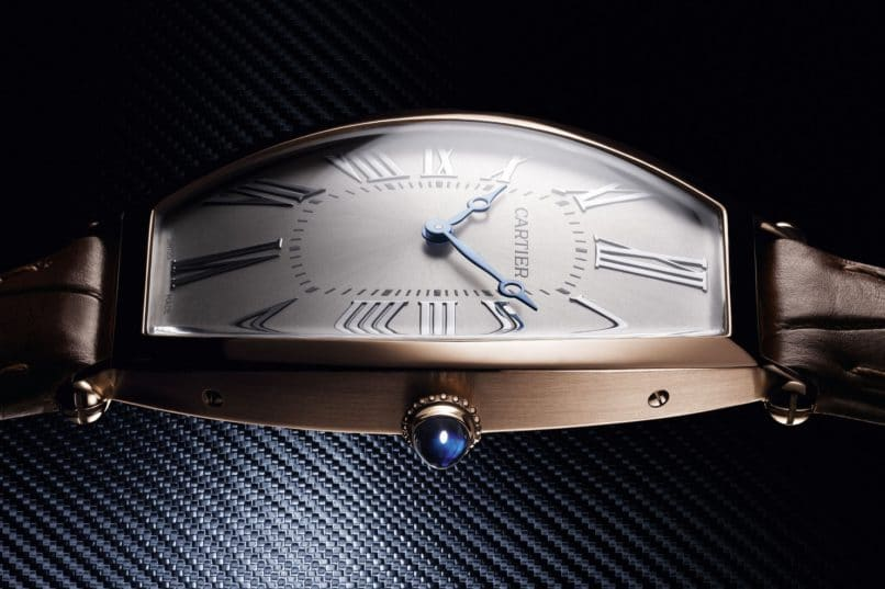 Cartier Privé Tonneau Collection