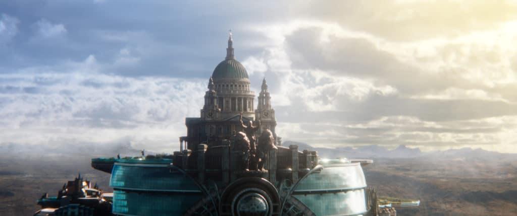 Mortal Engines movie stills