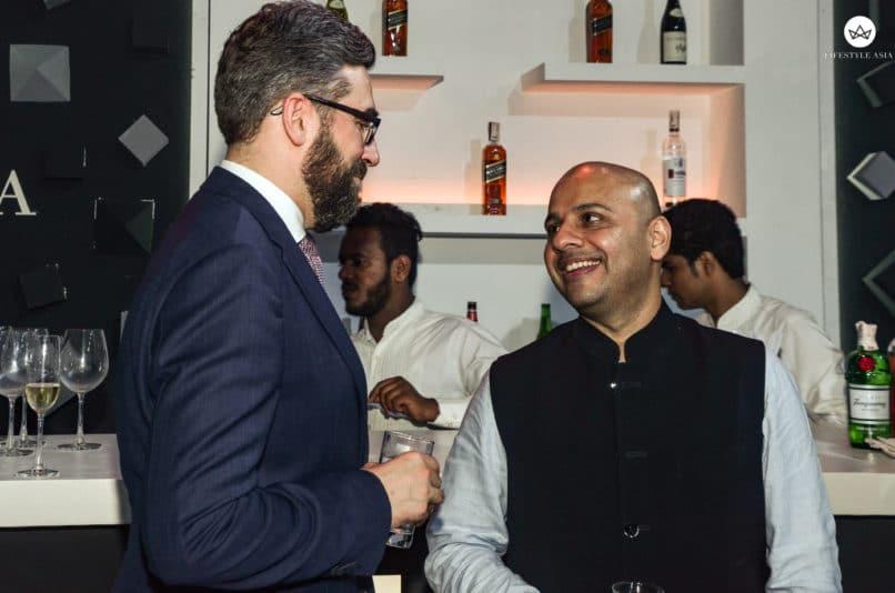 Bjorn Rettig & Gaurav Mashruwala