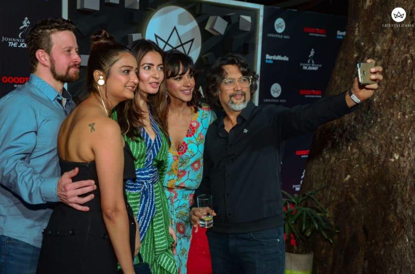 Kris Schuhen, Shaayl S, Shonali Nagrani, Manasi Scott & Jatin Kampani