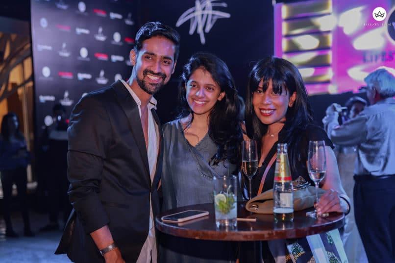Mohit Rai, Uma Rane & Rohima Sequiera