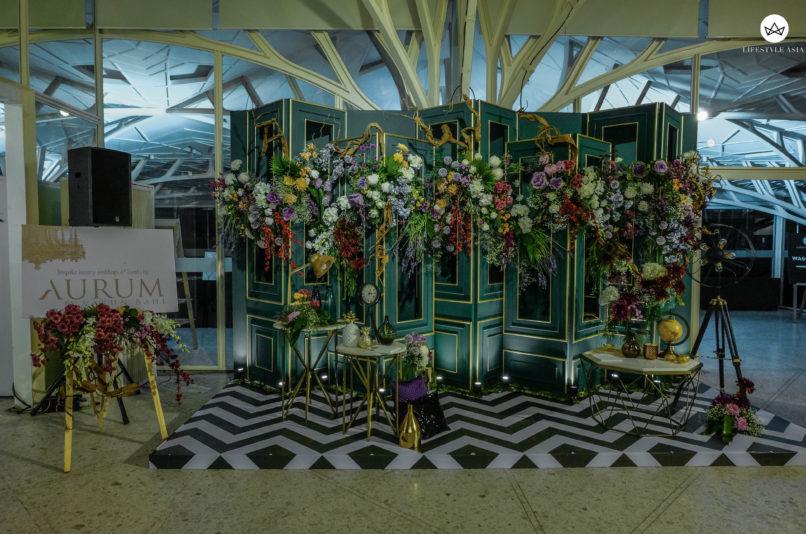 The display by Aurum by Varun Bahl