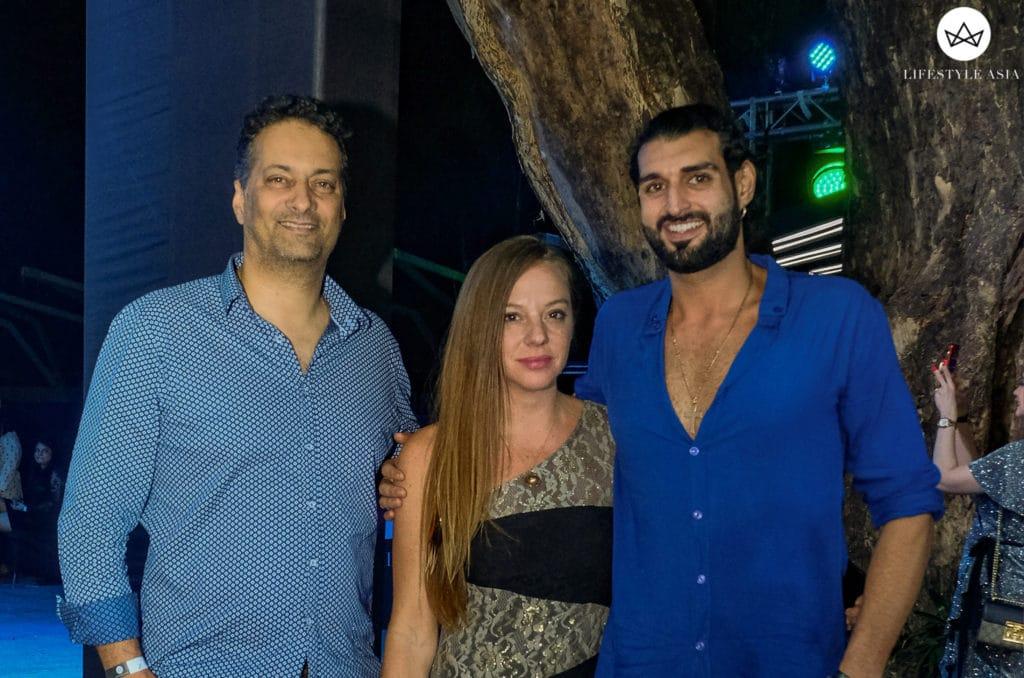Neel Sen, Cecilia Olden & Agisilaos Demetriades