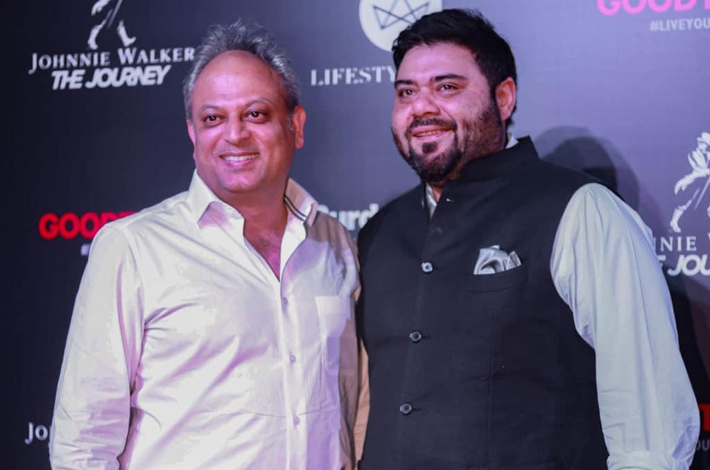 Sharad Sachdeva & Riyaaz Amlani