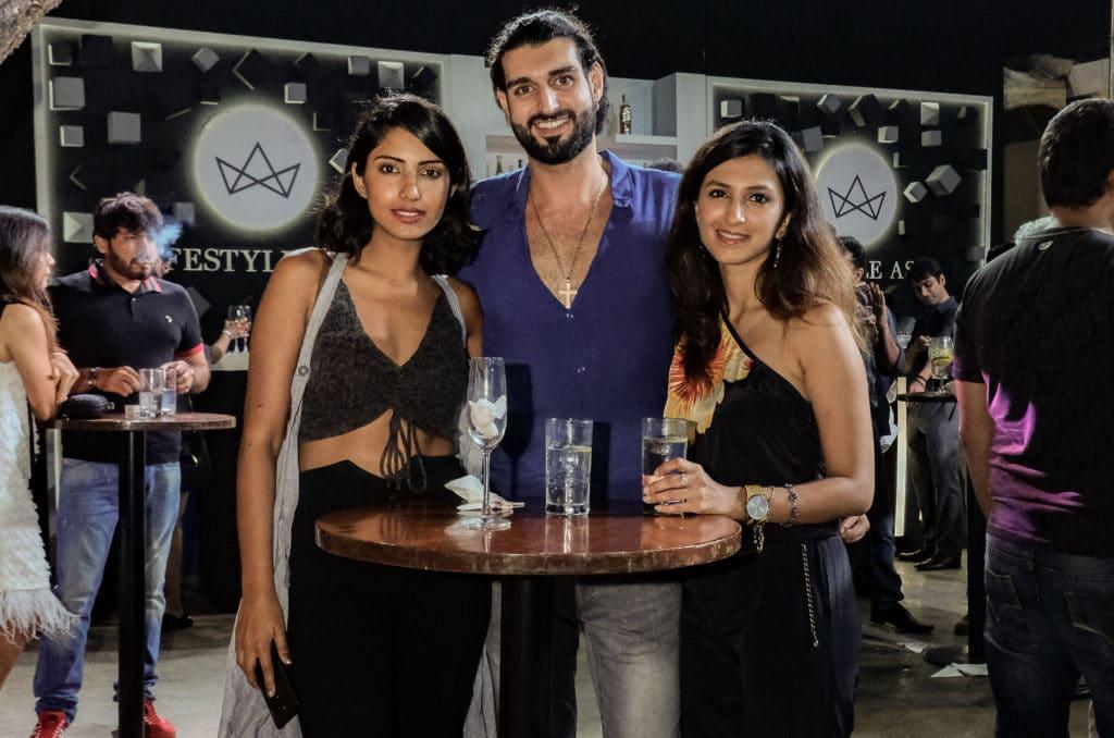 Teena Singh, Agisilaos Demetriades & Simer Motiani