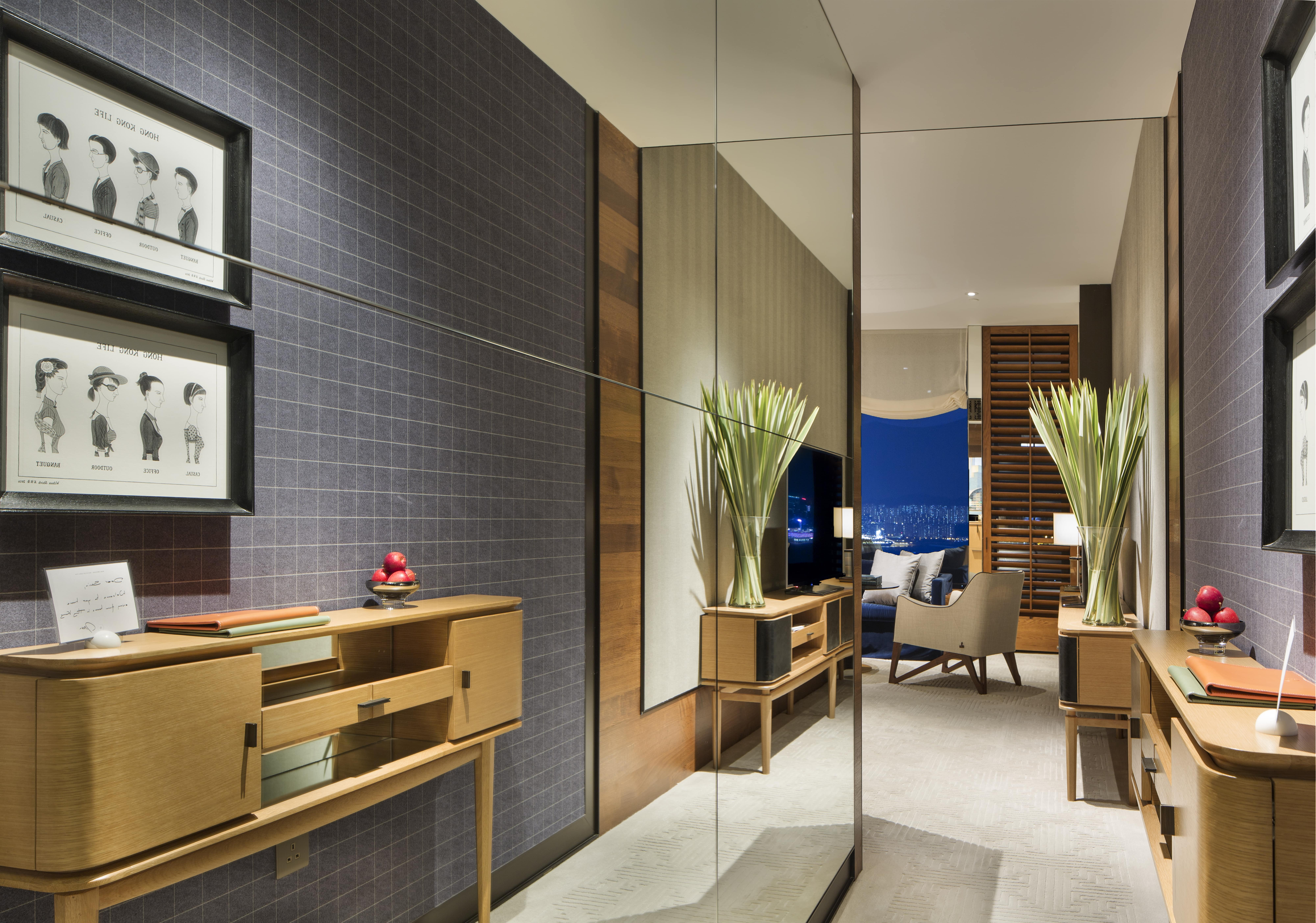 Take a look inside Rosewood Hong Kong, opening this March