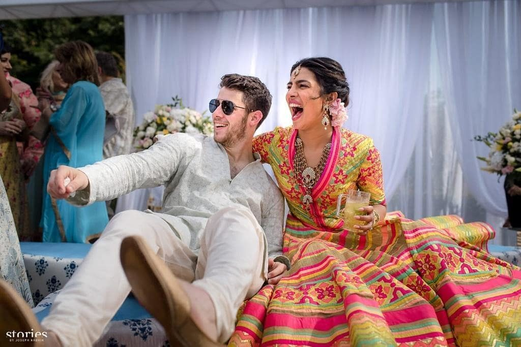 Priyanka Chopra- Nick jonas Wedding