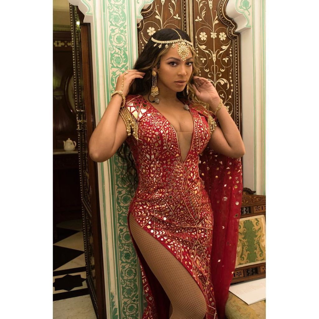 Beyonce in AJSK
