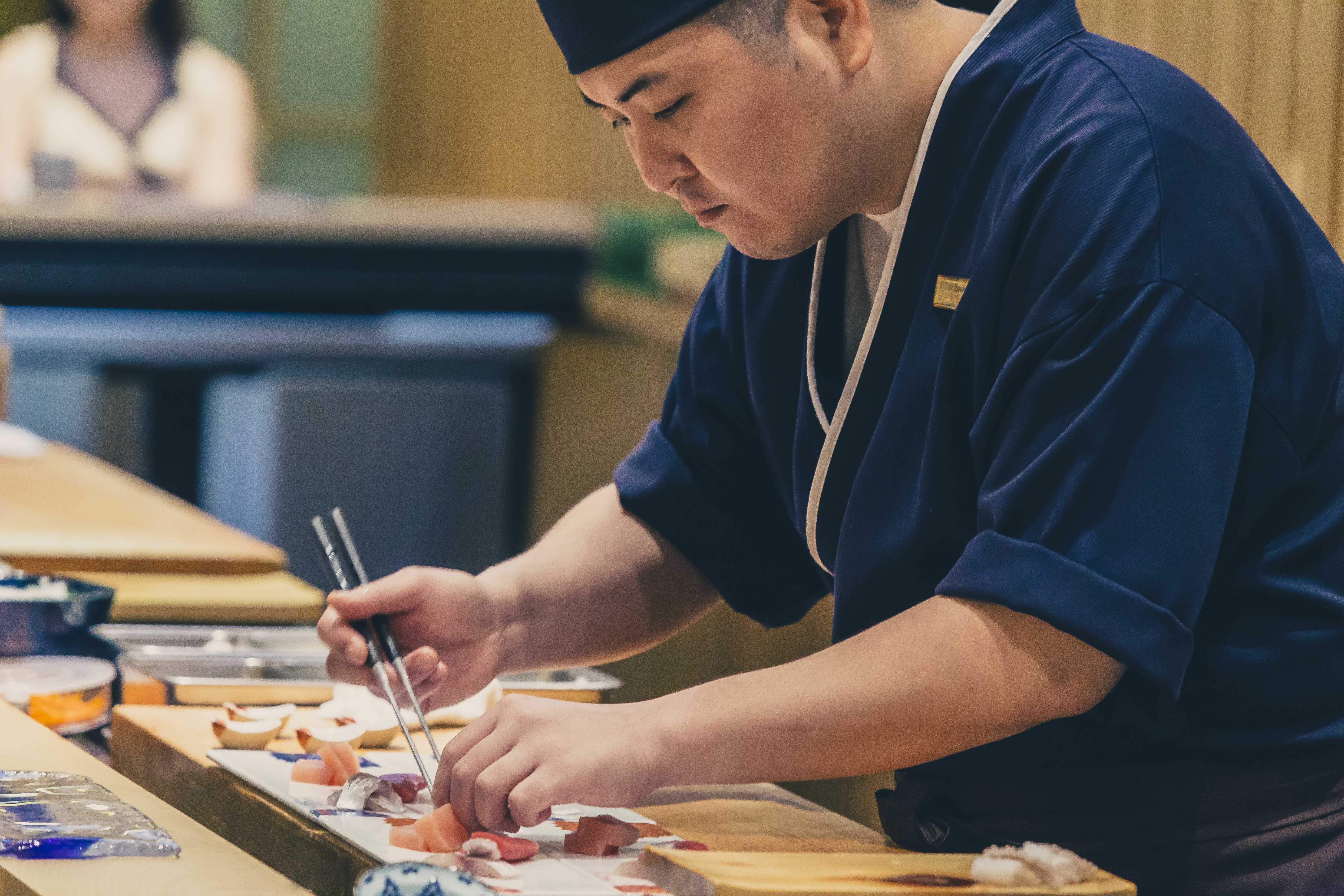 sushi mitsuya ryosuke harada