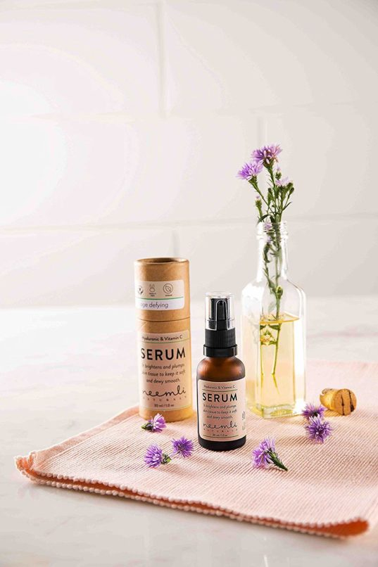 Neemli NaturalsHyaluronic & Vitamin C Serum
