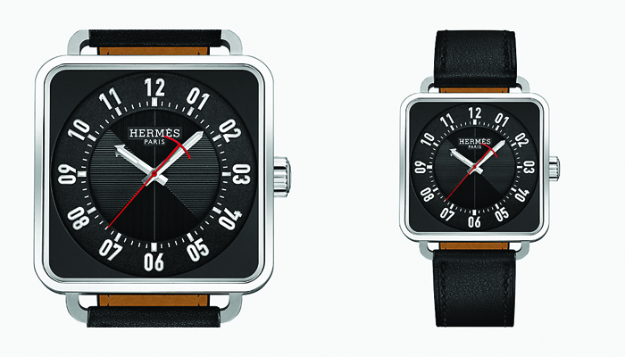 Watches inspired by Architecture: Hermes
