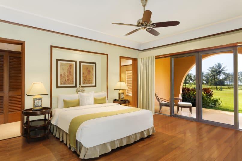 Sea View Suite at ITC Grand Goa