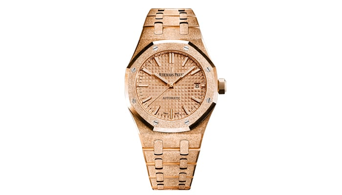 Festive Watches for Women: Audemars Piguet