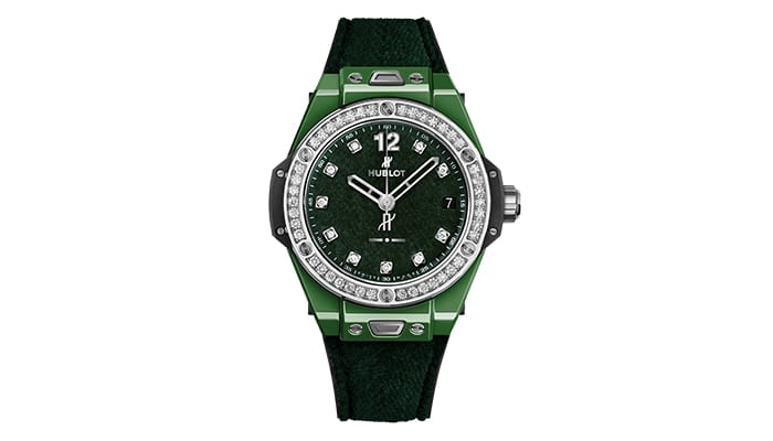 Festive Watches for Women: Hublot