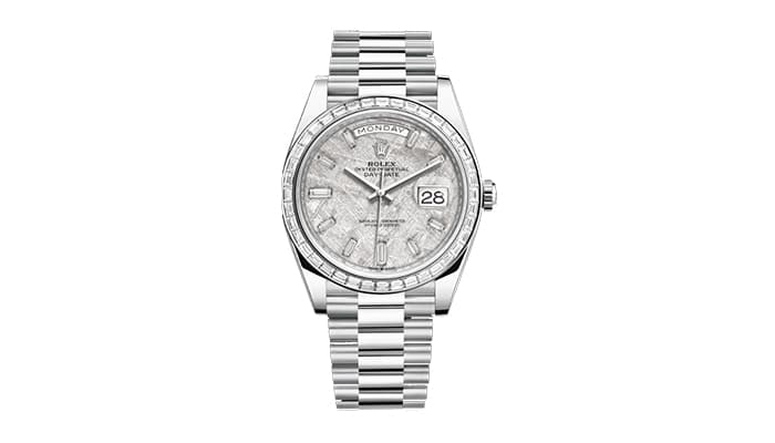 Festive Watches for Women: Rolex
