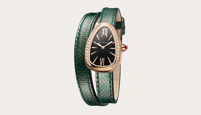 Festive Watches for Women: Bulgari