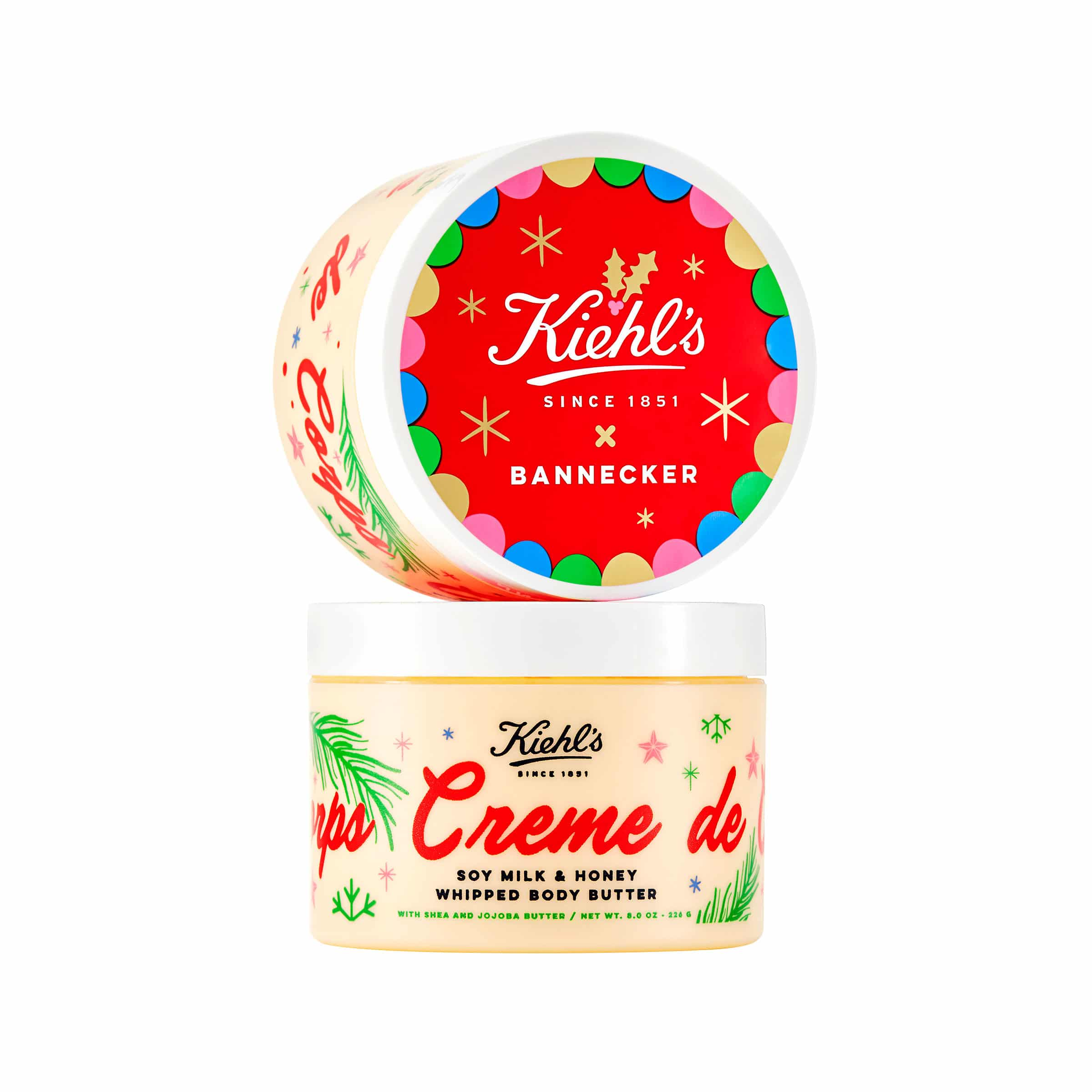 The body butter from the range