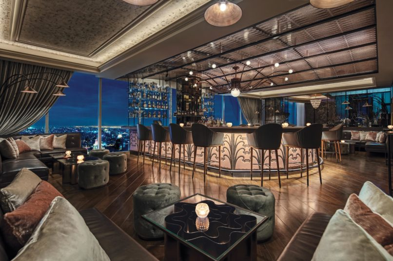 Best New Bars in Bangkok 2018: The Loft at Waldorf Astoria