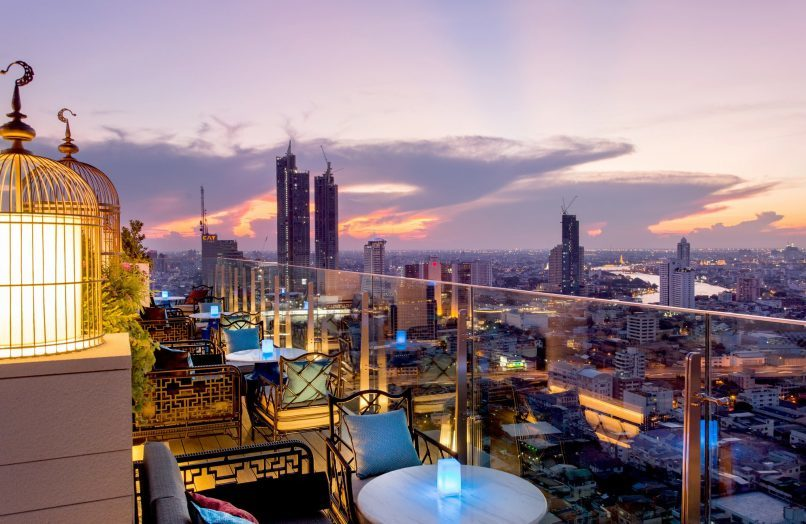 Best New Bars in Bangkok 2018: Yao Rooftop Bar