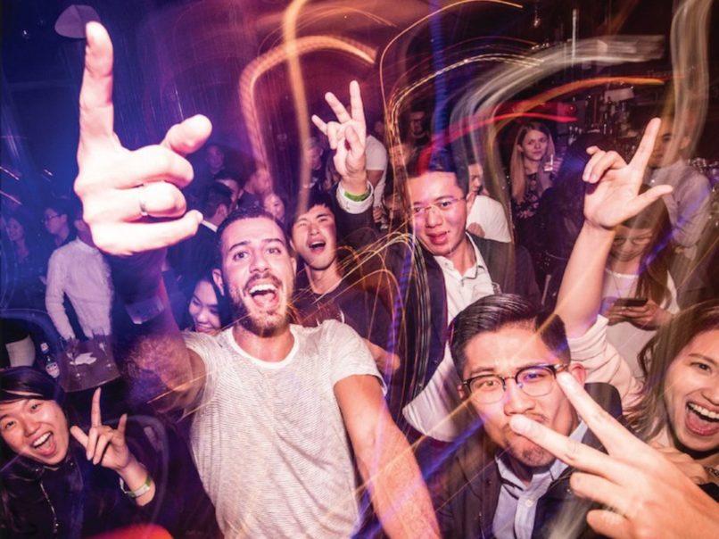 New year's eve parties Hong Kong - W Hong Kong