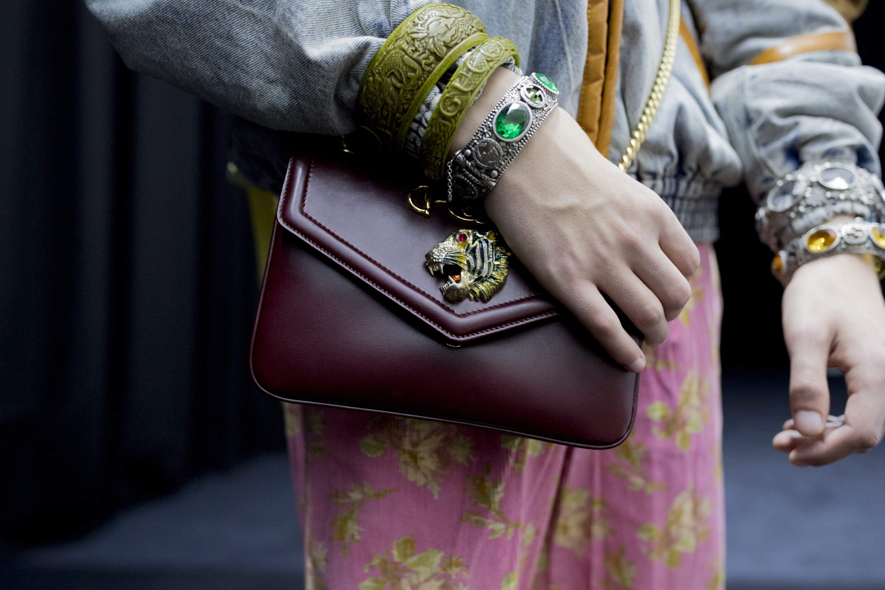 5efae66f0595 There's a bit of India in Alessandro Michele's latest Rajah bag line for  Gucci. Anupam Dabral Sr. Associate Editor. Standard Article Hero