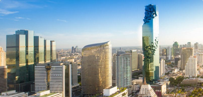 First ever Orient Express hotel at King Power Mahanakhon