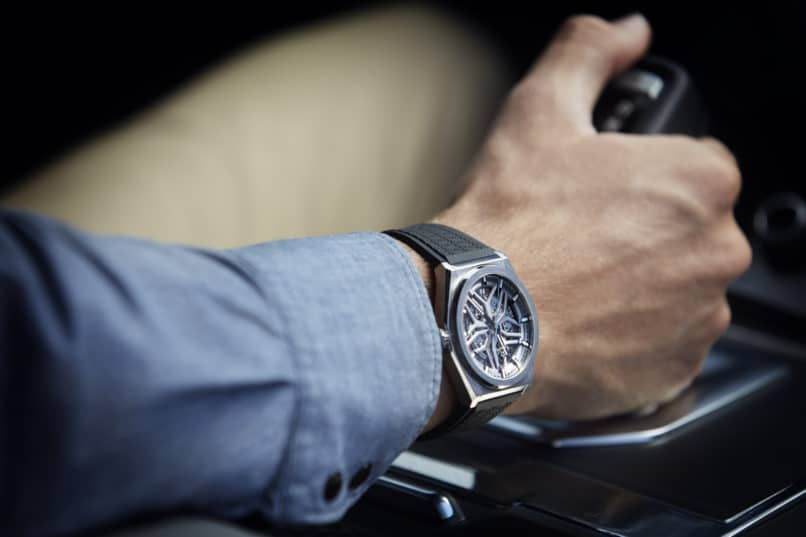 Zenith Defy Classic Collection Range Rover