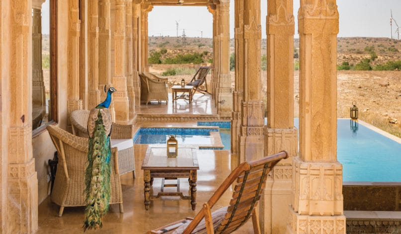 Thar Haveli at Suryagarh, Jaisalmer