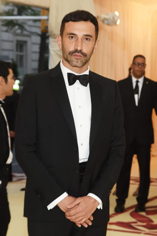 Riccardo Tisci Costume Institute Gala at The Metropolitan Museum of Art 2018. Image: Courtesy Jamie McCarthy/Getty Images