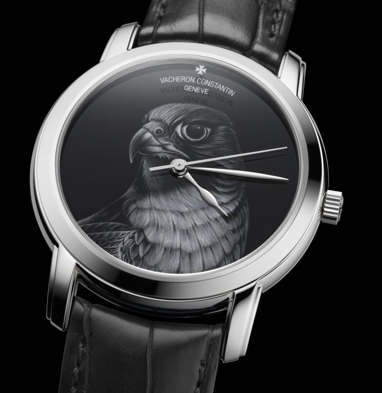 Les Cabinotiers Grisaille Falcon