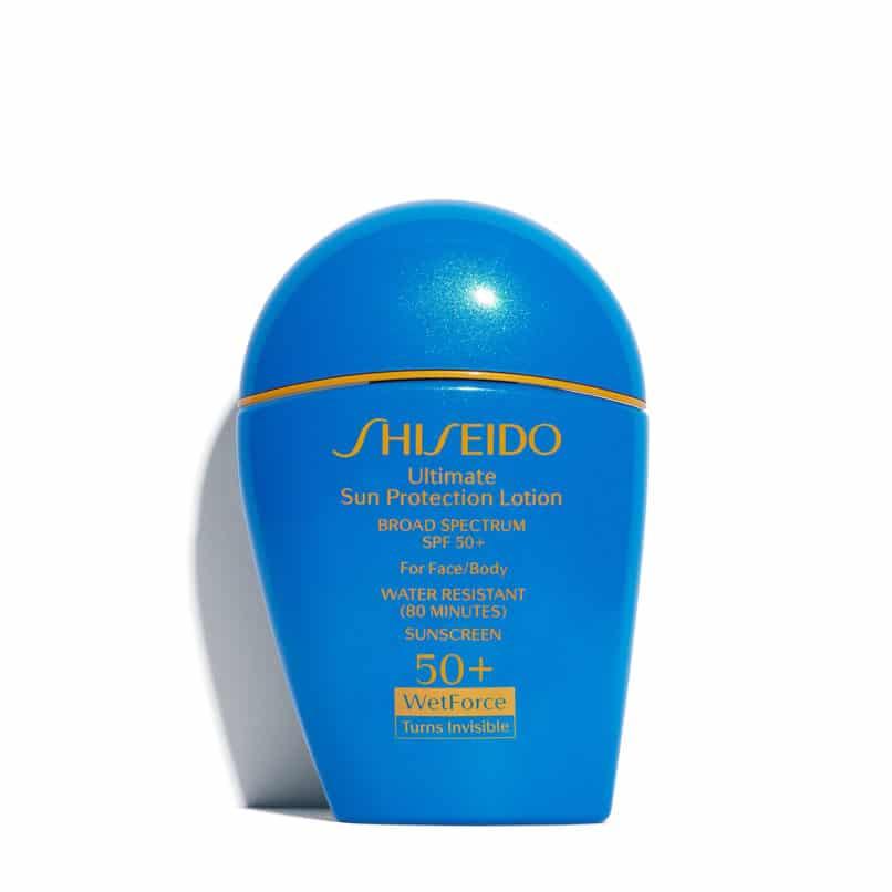 Shiseido Perfect UV Protection SPF 50+ Wetforce