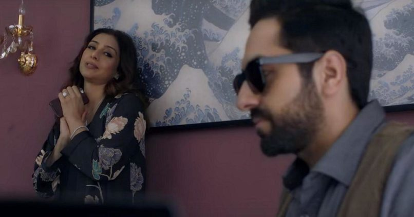 Tabu in Andhadhun. The best Bollywood performances 2018
