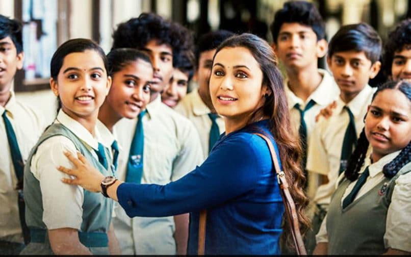 Rani Mukherjee in Hichki. The best Bollywood performances 2018