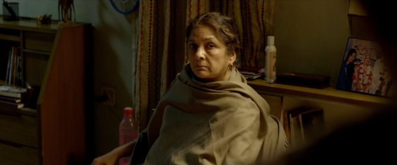 Neena Gupta in Badhai Ho. The best Bollywood performances 2018