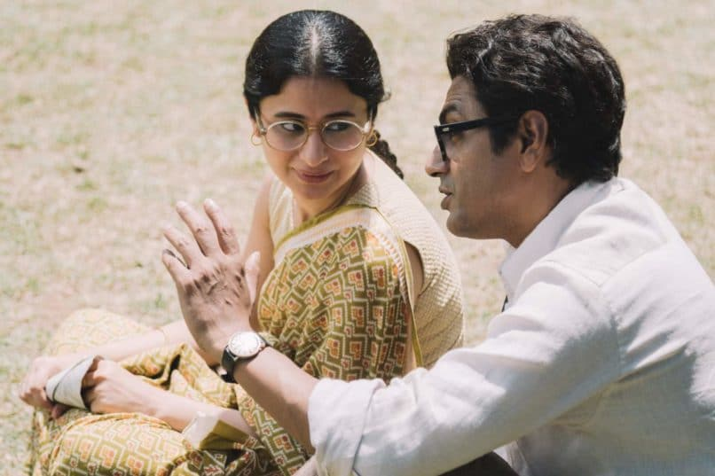 Rasika Dugal in Manto. The best Bollywood performances 2018