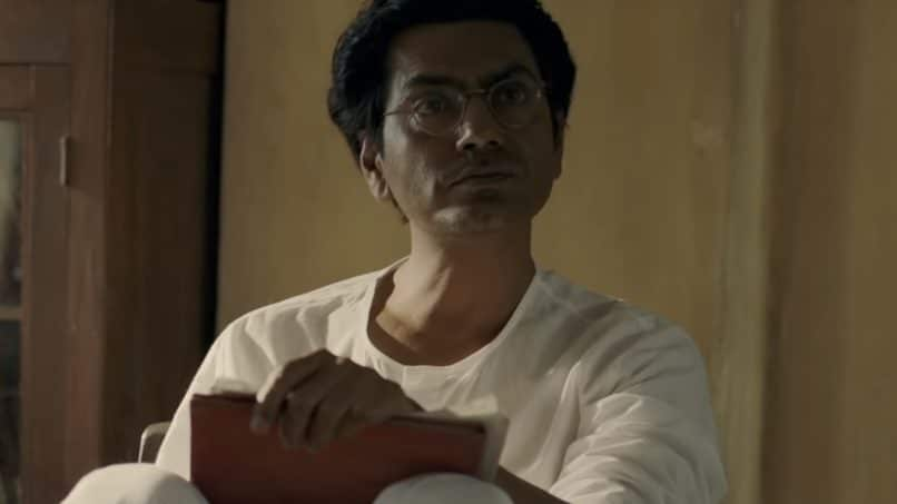 Nawazuddin Siddiqui in Manto. The best Bollywood performances 2018