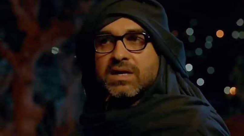Pankaj Tripathi in Stree. The best Bollywood performances 2018
