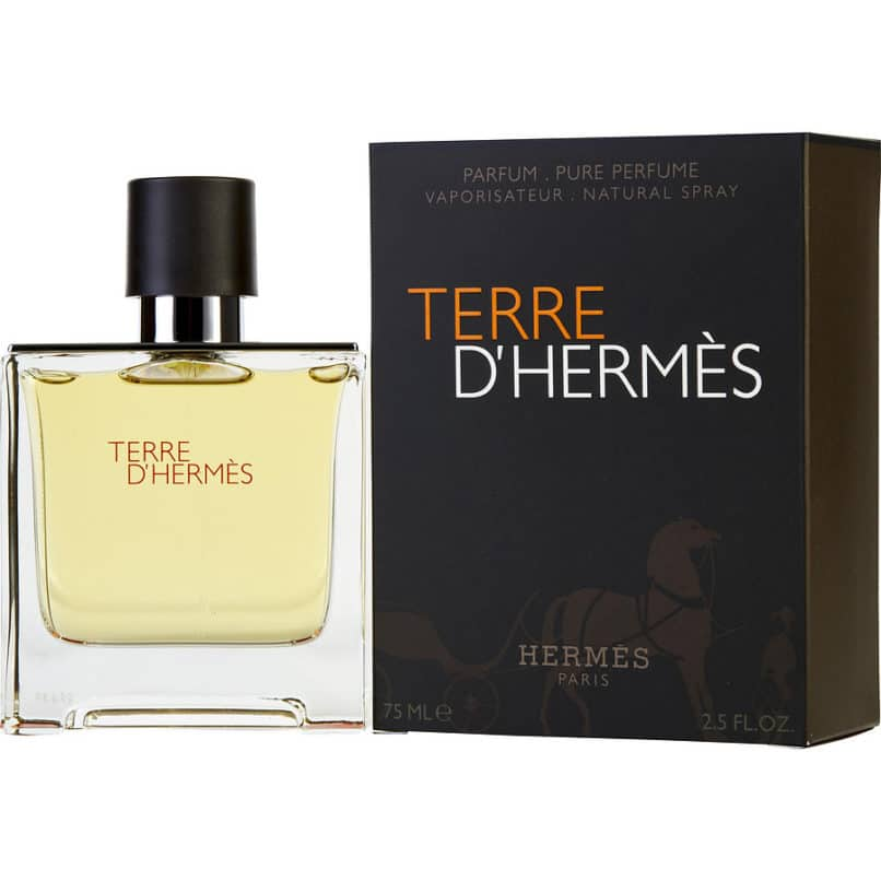 Terre D'Hermes Pure Parfum Spray
