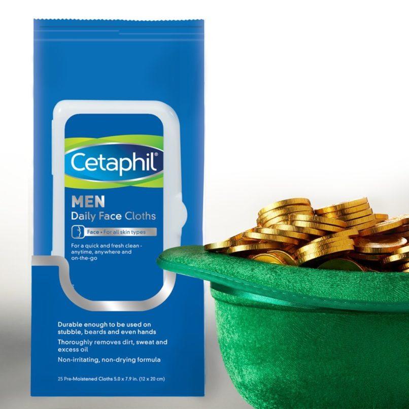 Cetaphil Men Daily Face Cloths