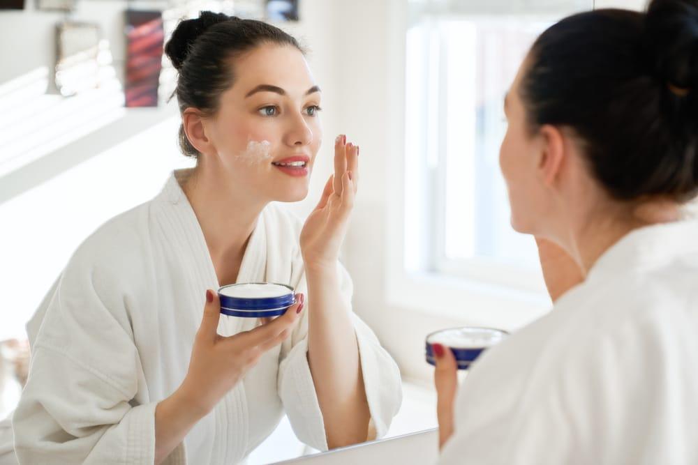 simplified beauty regime