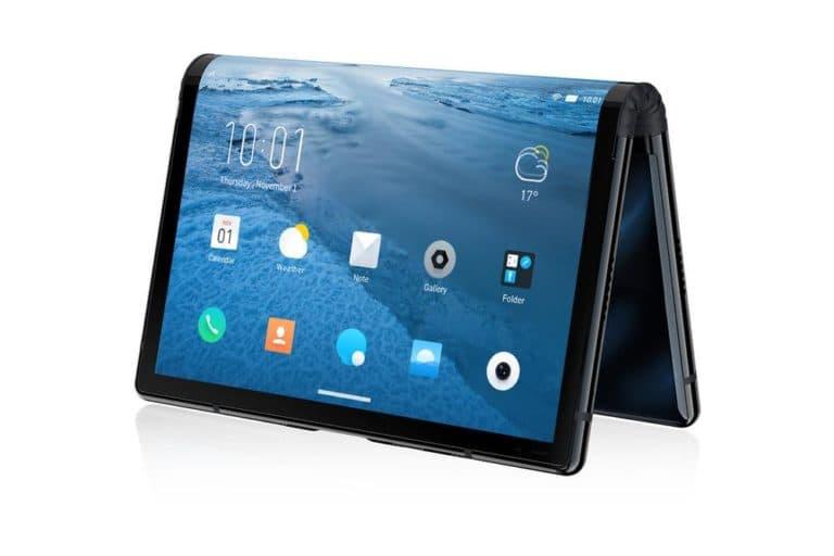 Royole Foldable smartphone