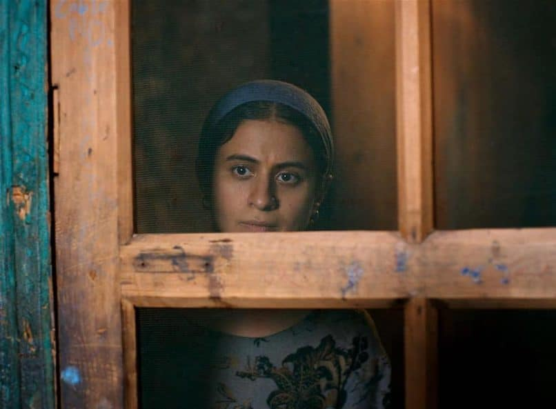 Rasika Dugal in the movie Hamid. Interview with Rasika Dugal