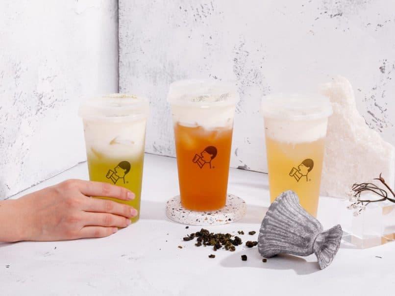 Where to drink in Hong Kong - HeyTea