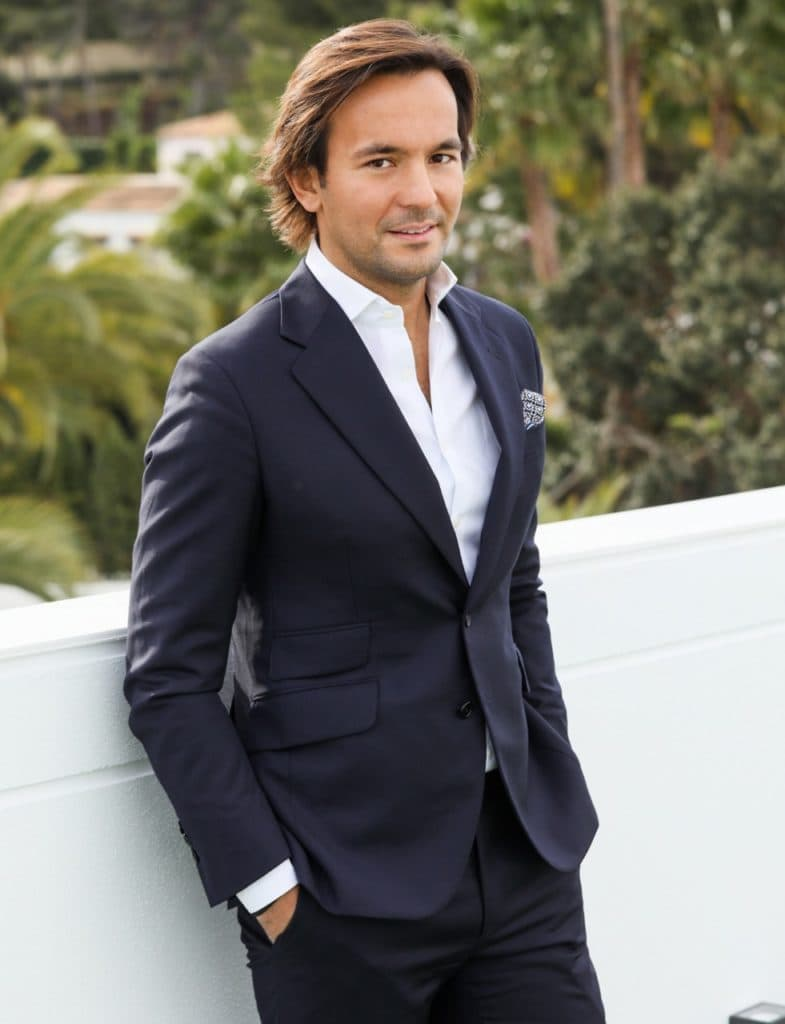 Alejandro Bataller, co-founder and vice president , Sha Wellness Clinic