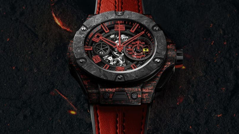 Hublot Big Bang Ferrari Scuderia Corsa Limited Edition