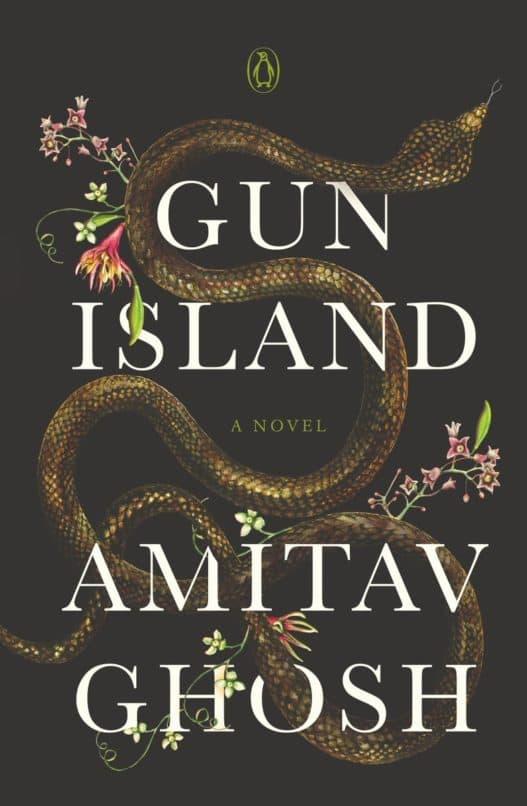 Gun Island by Amitav Ghosh. Best book launches 2019