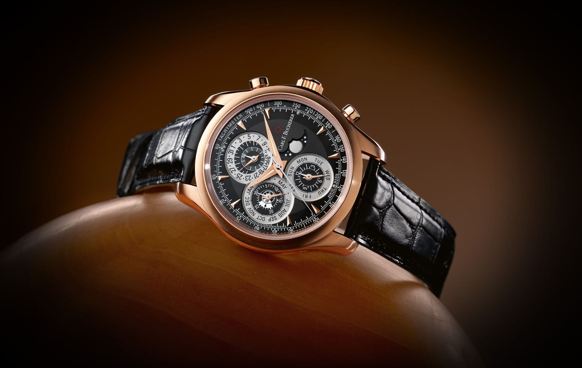 Carl F. Bucherer Grand Horological Capsule