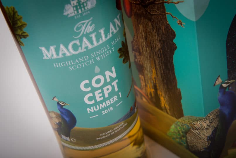 The Macallan Concept No. 1