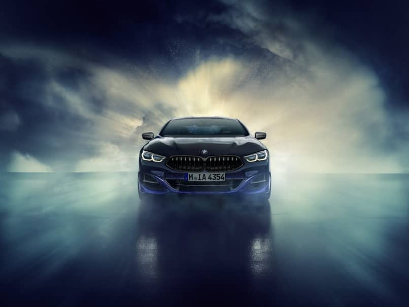 BMW 8 Series M850i 'Night Sky'